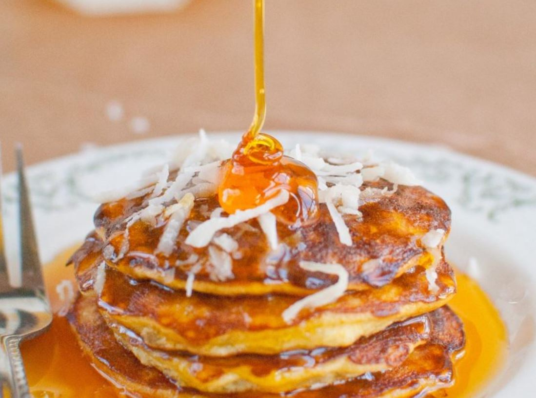Coconut Griddle Cakes from Civilized Caveman