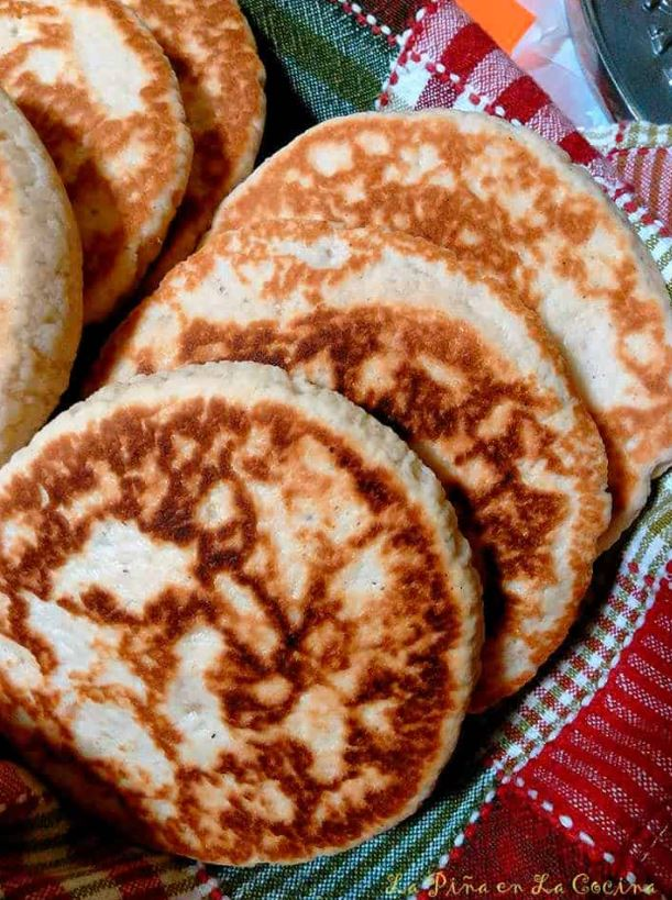 Gorditas de Harina (AKA Griddle Cookies) by Mexico in my Kitchen