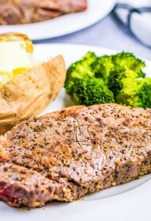 GriddleSteaks by Julies Eats and Treats