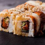 How to Make Unagi Sushi Rolls: Recipe