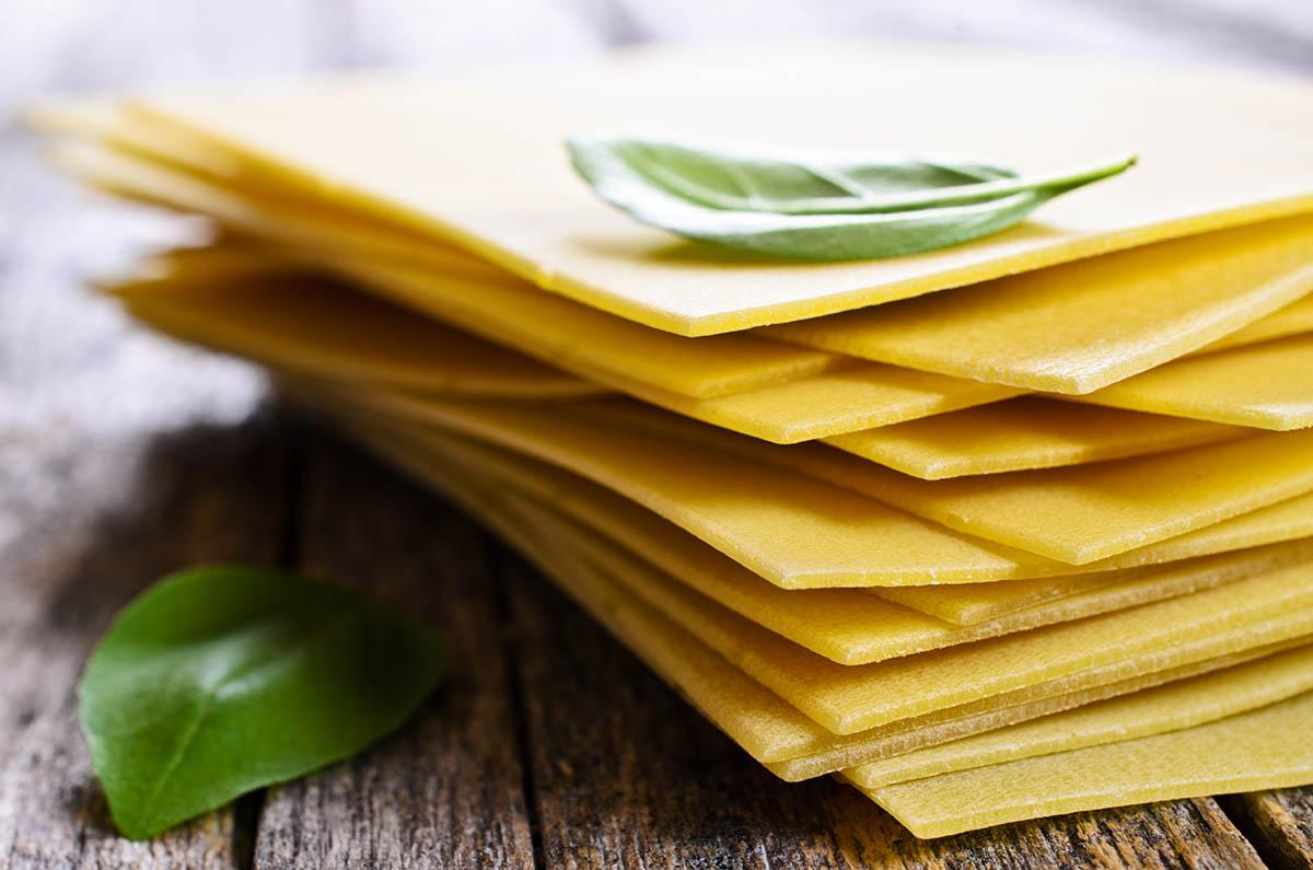Sheet pasta