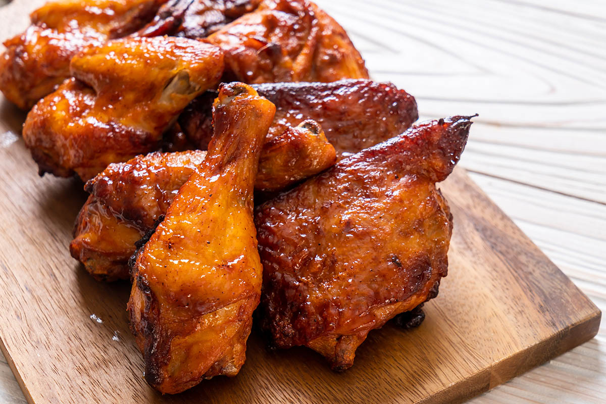 The Best Dry Rub Chicken Wings: Learn How to Make Lousiana Rub WIngstop Today